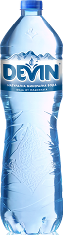 Devin Natural Mineral Water 1.5L - Parthenon Foods