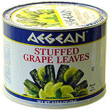 Stuffed Grape Leaves (aegean) 2 kg (4 lb 6 oz) - Parthenon Foods