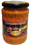 Domasen Ajvar, MILD Vegetable Spread, 19 oz - Parthenon Foods
