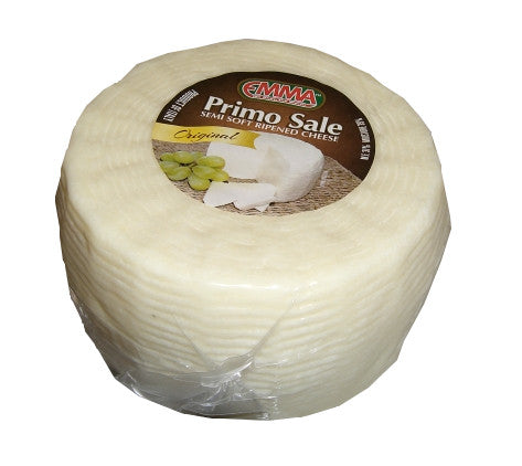 Primo Sale Cheese (Emma) approx. 2.5 lbs - Parthenon Foods