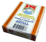 Eva Skusa (Mackerel) in Tomato Sauce, 4 oz (115g) - Parthenon Foods