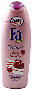 Fa Shower Cream Pomegranate & Raspberry, 250ml - Parthenon Foods