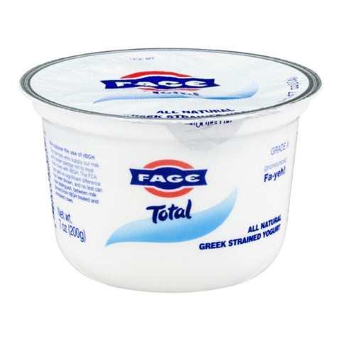 Fage Total Greek Yogurt 7 oz -Pre-Order - Parthenon Foods