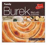 Family Burek with Potatoes, 500g - Parthenon Foods