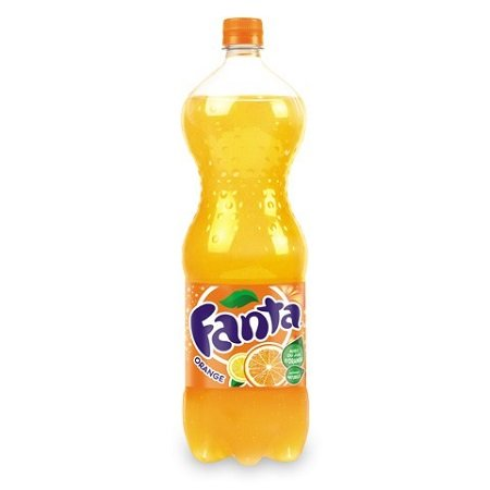 Fanta Orange Soda, 1.5 L or 1.7 L - Parthenon Foods