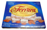 Torrone Nougat Candy, 18 Assorted Pieces (Ferrara) 216g - Parthenon Foods