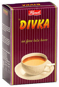 Divka Coffee (franck) 250g - Parthenon Foods