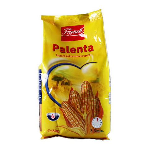 Palenta, Corn Meal, (Franck) 14oz - Parthenon Foods