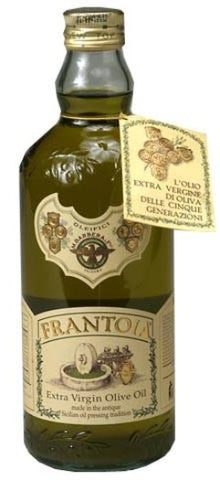 Frantoia Extra Virgin Olive Oil, 33 oz (1 L) - Parthenon Foods