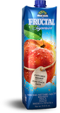 Peach Apple Nectar (fructal) 1L - Parthenon Foods