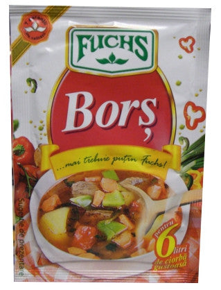 Bors Soup Seasoning Spice Mix (FUCHS) 20g - Parthenon Foods