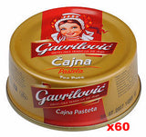 Tea Pork Pate (Gavrilovic) CASE (60 x 3.53oz (100g)) - Parthenon Foods