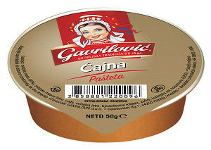 Tea Pork Pate (Gavrilovic) (1.76 oz) 50g - Parthenon Foods