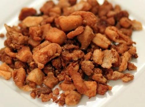 Cvarci, Pork Cracklings (George's) approx. 0.5 lb - Parthenon Foods