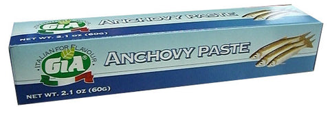 Anchovy Paste (Gia) 2.1 oz (60g) - Parthenon Foods
