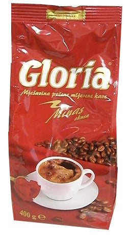 Gloria Minas Ground Coffee, 400g - Parthenon Foods