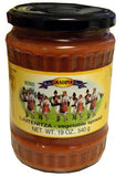 Ljutenitza Horo Vegetable Spread (Gradina) 19 oz - Parthenon Foods