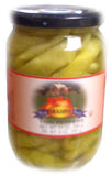 Thin Peppers (Gradina) 24oz - Parthenon Foods