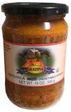 Zacusca Spicy HOT, Vegetable Spread (gradina) 19oz - Parthenon Foods