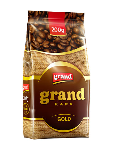 Grand Kafa GOLD, 200g - Parthenon Foods
