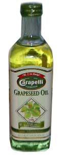 Grapeseed Oil (carapelli) 750ml (25.5floz) - Parthenon Foods