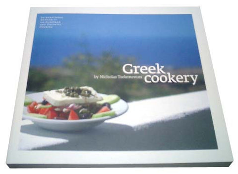 Greek Cookery by N. Tselementes - Parthenon Foods