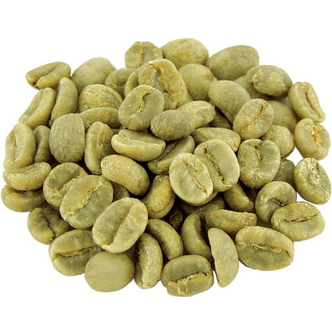 Green Coffee Beans, 1 lb - Parthenon Foods