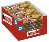Hanuta Wafers Filled with Hazelnut Creme CASE 18x(2s) - Parthenon Foods