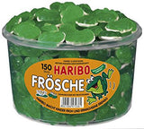 Haribo Frosche Frogs, Tub - Parthenon Foods