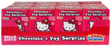 Hello Kitty Milk Chocolate Eggs with Toy Surprise (Pack of 12) - Parthenon Foods