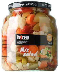 Mix Salad (Hina) 1700ml - Parthenon Foods