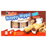 Kinder Happy Hippo - Cocoa, 20.7g x 5 - Parthenon Foods