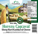 Horezu Romanian KashKaval Cheese, 400g - Parthenon Foods