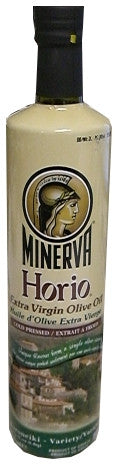 Extra Virgin Olive Oil - Horio, 750ml Glass - Parthenon Foods