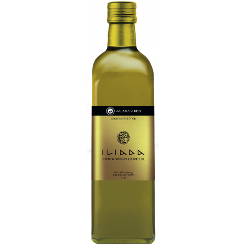 Kalamata Extra Virgin Olive Oil (Iliada) 1L - Parthenon Foods