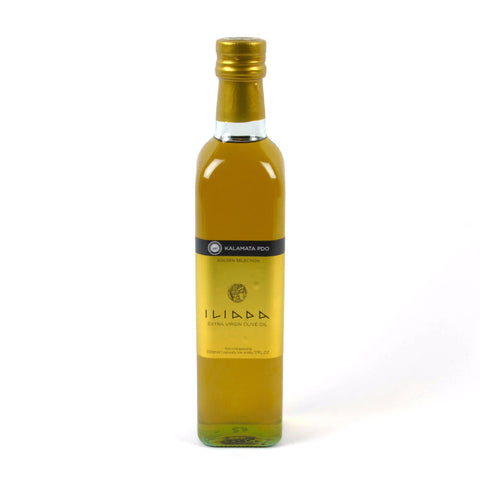Kalamata Extra Virgin Olive Oil (Iliada) 500ml (17 oz) - Parthenon Foods