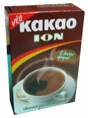 Cocoa Powder, Kakao (ION) 125g - Parthenon Foods