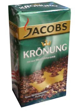 Ground Coffee, Kronung, (jacobs) 500g - Parthenon Foods