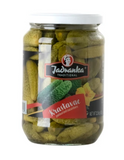 Baby Pickles, Krastavac (Jadranka) 720ml - Parthenon Foods