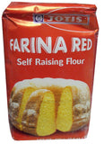 Farina Flour Red, 1.1lb (500g) - Parthenon Foods