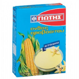 Pudding and Pie Filling - Vanilla (Jotis) 160g - Parthenon Foods