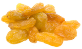 Jumbo Golden Raisins, approx. 1lb - Parthenon Foods