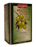 Extra Virgin Olive Oil - First Cold Pressed, Green Can, 3L - Parthenon Foods