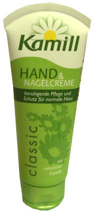 Kamill Classic Hand and Nail Cream, 133 ml Tube - Parthenon Foods