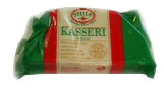 Kasseri Cheese (stella)  8oz (227g) - Parthenon Foods