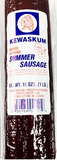 Summer Sausage (Kewaskum) 16 oz - Parthenon Foods
