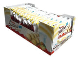 Kinder Bueno WHITE, CASE, (39gx30)-WHITE - Parthenon Foods
