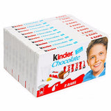 Kinder Chocolate, CASE, 10x100g - Parthenon Foods
