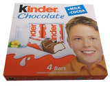 Kinder Chocolate, 50g - Parthenon Foods