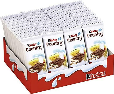 Kinder Country, CASE, 23.5gx40 - Parthenon Foods